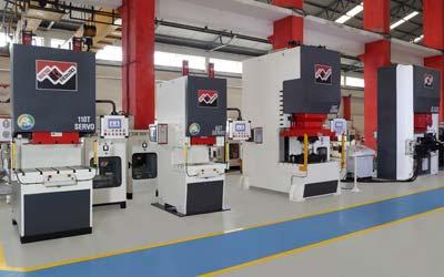 Hydraulic Metal Forming Presses, Hydraulic Press