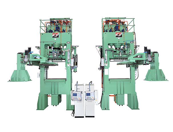 Hydraulic Powder Compacting Presses, Powder Compacting